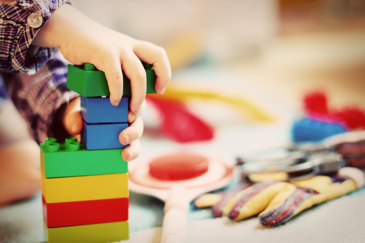 Choosing Toys For Your Toddler